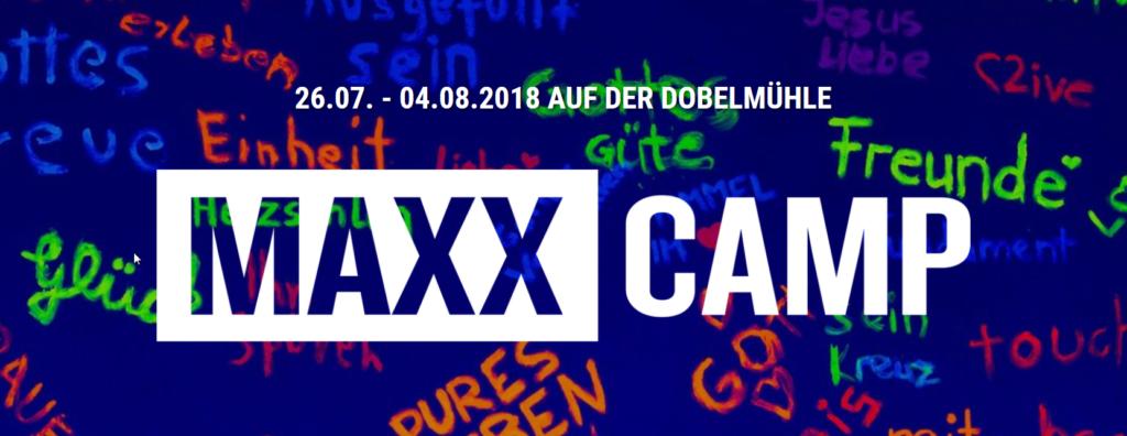 CVJM Baden MAXX Camp 2018